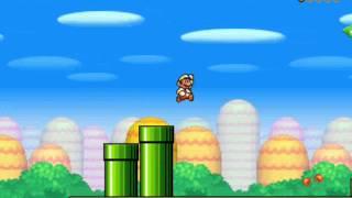 getlinkyoutube.com-Super Mario Fusion: Revival (Gameplay): Entryway & Transitway