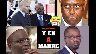 Présidentielle 2019, mouvement Y'EN A MARRE , les Jeunes et la campagne,les Sénégalais brisent