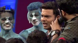 "getlinkyoutube.com-Dhee Juniors 2 ""Jabardasth Getup Srinu Challenge to Ravi"" || 23rd December 2015 (Promo)"