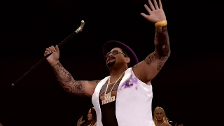 getlinkyoutube.com-Xavier Woods vs. IGN: WWE 2K17 Hall of Fame Showcase