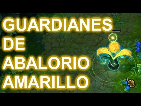 Guardianes del abalorio amarillo, el detalle, league of legends