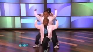 getlinkyoutube.com-3 Amazing Kid Hip Hop Dancers on Ellen DeGeneres Show (10_04_2010)