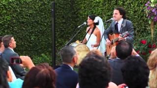 "getlinkyoutube.com-""No Matter Where You Are"" - Us The Duo (Live Wedding Performance)"