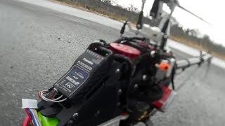 超絶!150kmで疾走する台湾製ラジコンヘリ。Gaui X3