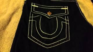 getlinkyoutube.com-AAA quality True Religion jeans 2016 new