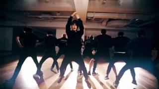 EXO (Monster) dance + AOA (Heart Attack) song