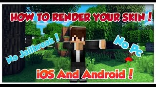 getlinkyoutube.com-How To Render Your Skin! iOS And Android