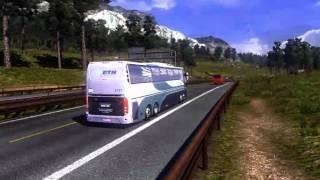 getlinkyoutube.com-ETN ETS 2 Volvo 9700