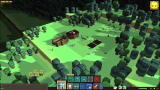 getlinkyoutube.com-Silver's Stonehearth Steam Early Access First Look