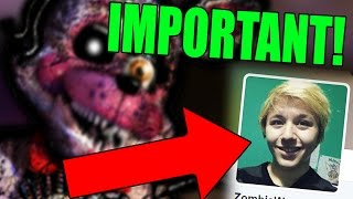 getlinkyoutube.com-IMPORTANT MESSAGE YOU MUST KNOW....ANSWERED! - SISTER LOCATION