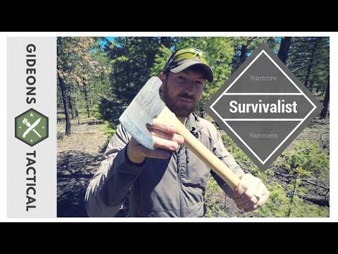 Do More With Your Hatchet: Survivalist by Hardcore Hammers