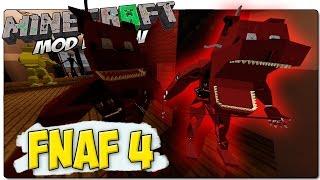 getlinkyoutube.com-MINECRAFT MOD FIVE NIGHTS AT FREDDY'S 1, 2, 3 y 4 MOD 1.7.10   FREDBEAR