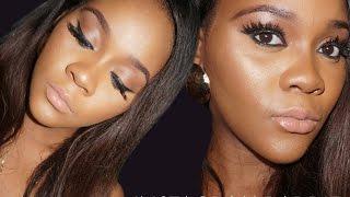 Instagram Baddie Makeup Tutorial ft MakeupShayla Tarteist Palette
