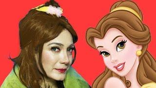 getlinkyoutube.com-Prenses Bella Makyajı   Makyaj Videoları