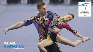 getlinkyoutube.com-HIGHLIGHTS - 2016 Acrobatic Worlds, Putian (CHN) – Mixed Pairs - We are Gymnastics!