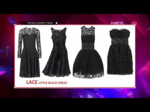 Fashion Style Little Black Dress with Barli Asmara dan Ayushita