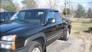 getlinkyoutube.com-2005 Chevrolet Silverado Extended Cab Z71 Off Road Start Up, Engine & In Depth Tour
