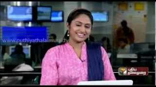 getlinkyoutube.com-Best Of  tamil news reporter Bloopers India by this is ours 1 world (tio1w)