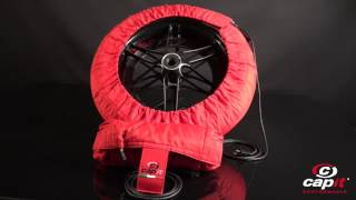 NMC's Product Spotlight - Capit Tire Warmers, Helmet and Suit Dryers