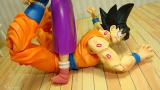 "getlinkyoutube.com-""""LAS MENTIRAS DE GOKU"""" - Dragon Ball Crazy (parodia) - Foto comic - manga - Stopmotion Figuarts"