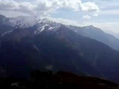 Amazing View of Kaghan Valley , Pakistan