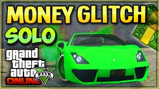 "getlinkyoutube.com-GTA 5 Online:   DUPLICATE CARS!   1.30 Patch UNLIMITED MONEY GLITCH "" Low Rider DLC """
