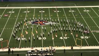 getlinkyoutube.com-Pearsall High School Band 2014 - UIL 4A State Marching Contest