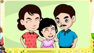 getlinkyoutube.com-สื่อการเรียนรู้วิชาสังคมศึกษาฯ ชั้น ป.1  เรื่อง บทบาทของสมาชิกในครอบครัว