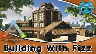 getlinkyoutube.com-ARK:Survival Evolved Building w/ Fizz :: PVE Base Build Idea (No MODS)