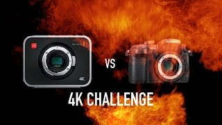 getlinkyoutube.com-Panasonic GH4 Vs BMPCC Vs BMPC 4K Challenge