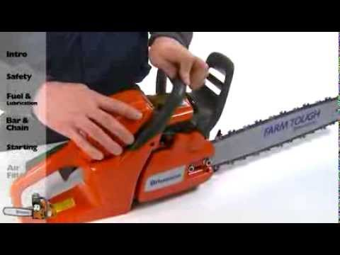 Husqvarna Chainsaws   Air Filter/ Toolhouse