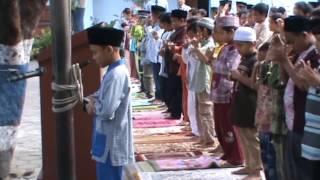 Imam Termuda : Sholat 'Idul Adha 2016