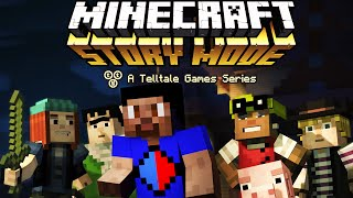 getlinkyoutube.com-Minecraft: STORY MODE Episode 1 - The Order of the Stone (Minecraft Roleplay)