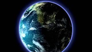 getlinkyoutube.com-Adobe After Effects - Realistic Earth [HD]