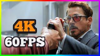 getlinkyoutube.com-[4K 60FPS] Marvel's Captain America: Civil War - Trailer 2