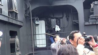getlinkyoutube.com-護衛艦「いずも」特別公開  怪しい奴を撮影成功   (JS Izumo DDH-183)