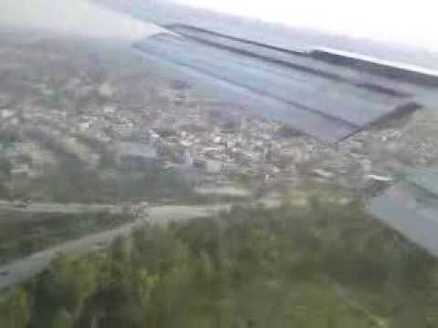 PIA 747-300 AP-BFW PK308 landing at Benazir Bhutto International Airport, Rawalpindi(ISB/OPRN)