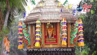 மானிப்பாய் மருதடி விநாயகர் கோவில் தேர்த்திருவிழா 14.04.2018