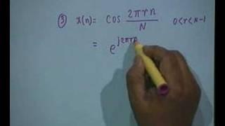 Lecture - 9 Discrete Fourier Transform (DFT)