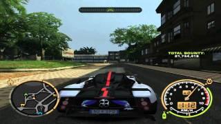NFS Most Wanted 2011 |HD| * Zonda * Ferrari * Audi *