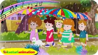 getlinkyoutube.com-TIK TIK TIK BUNYI HUJAN   Bersama Diva   Lagu Anak Indonesia   Kastari Animation Official