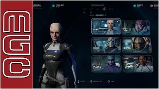 Mass Effect: Andromeda - Overkill Breakdown: Full Squad Mate List, Commands and Profiles