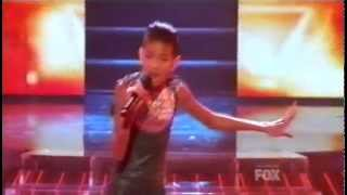"getlinkyoutube.com-Willow Smith performs ""Fireball"" on X-Factor"