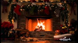 getlinkyoutube.com-Have Yourself A Merry Little Christmas Cover (Yule Log)