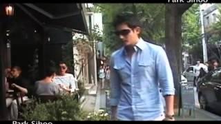 getlinkyoutube.com-Park Shi Hoo -- One's day private life