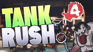 getlinkyoutube.com-Left 4 dead 1: partida online Dead center-tank rush-loquendo