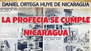 PROFETA REVELA EL FUTURO DE NICARAGUA 😢 🙏 🇳🇮 PROFECÍA DE NICARAGUA 2018 SOSINSS 🇳🇮💙🇳🇮