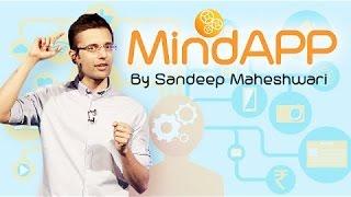 Mind App | Best business motivational speech ever ft. indian entrepreneur (Sandeep Maheshwari)