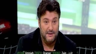 getlinkyoutube.com-علاء الزلزلي أول مغني عربي يغني لفريق الجزائر في كأس العالم البرازيل 2014 برنامج أصداء العالم