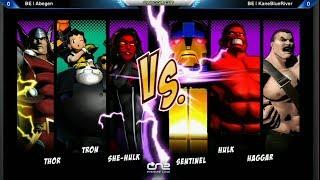 getlinkyoutube.com-Abegen vs KaneBlueRiver - Capcom Cup UMVC3 Losers Bracket